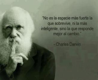 Darwin-cambio